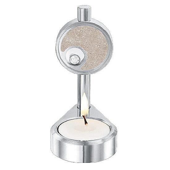110 A Kaars urn glas