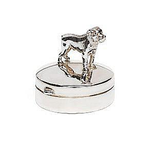 506 SB Zilver mini urn